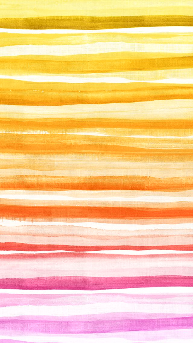 iPhone wallpapers Pinterest Wallpapers Watercolors and Stripes 640x1136
