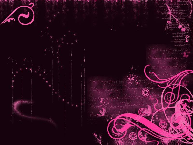 Pink And Black Background Photo by camil bien Photobucket 800x600