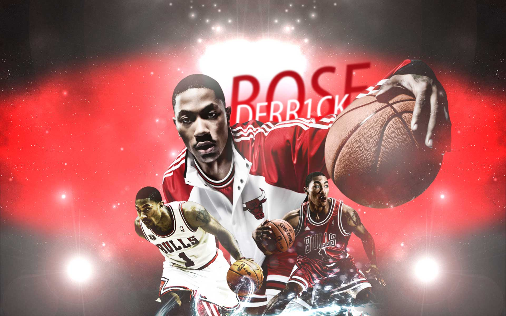 Derrick Rose wallpapers Derrick Rose background 1920x1200