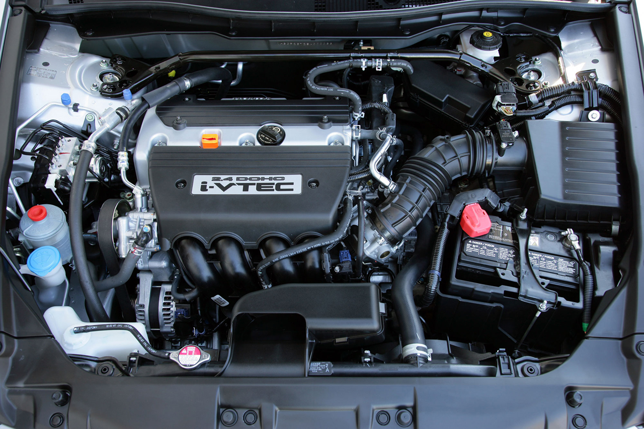 Full Specs and Official Photos of the 2008 Honda Accord 1280x853