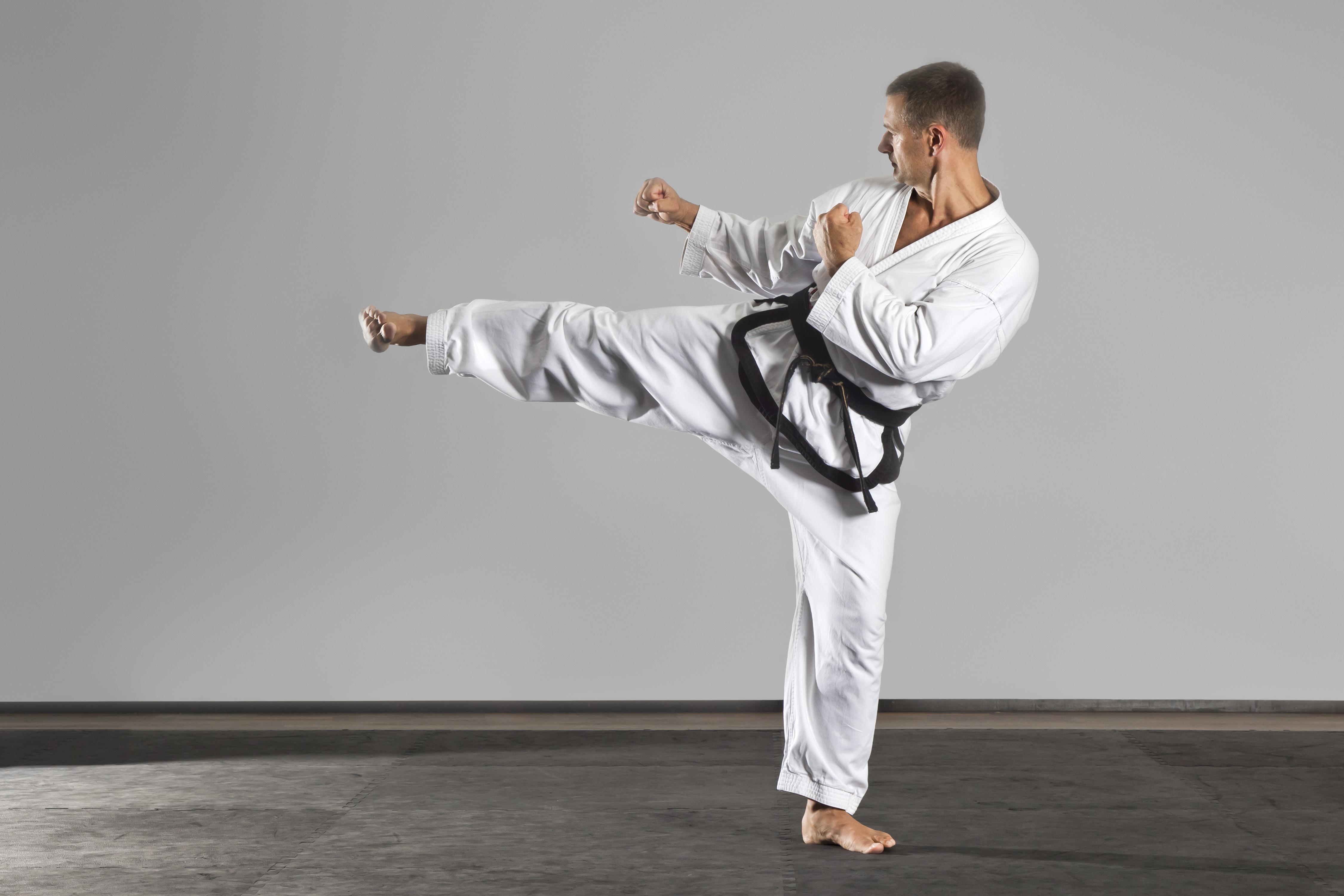 Wallpaper kenpo karate man old pose wallpapers sports   download 4500x3000