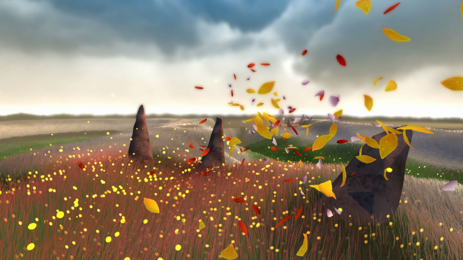 Flower brings its zen gameplay to iPhone and iPad 1600x900
