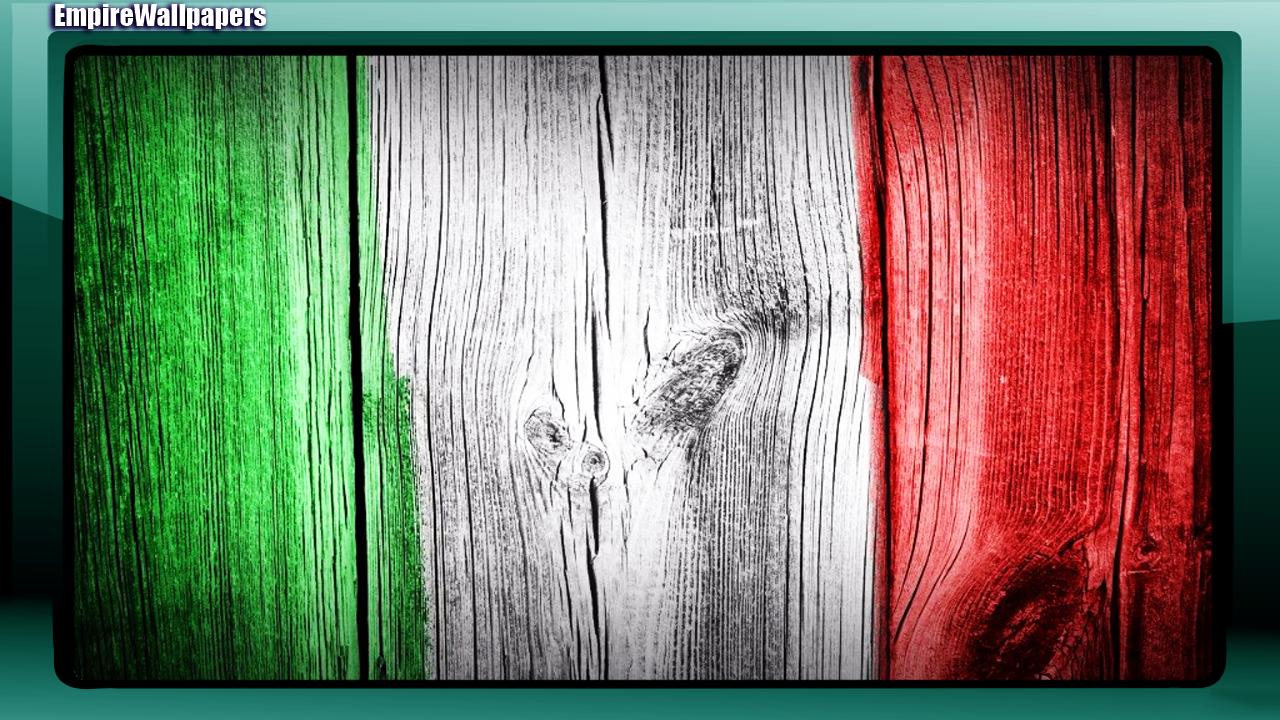 Italian flag wallpapers   SF Wallpaper 1280x720