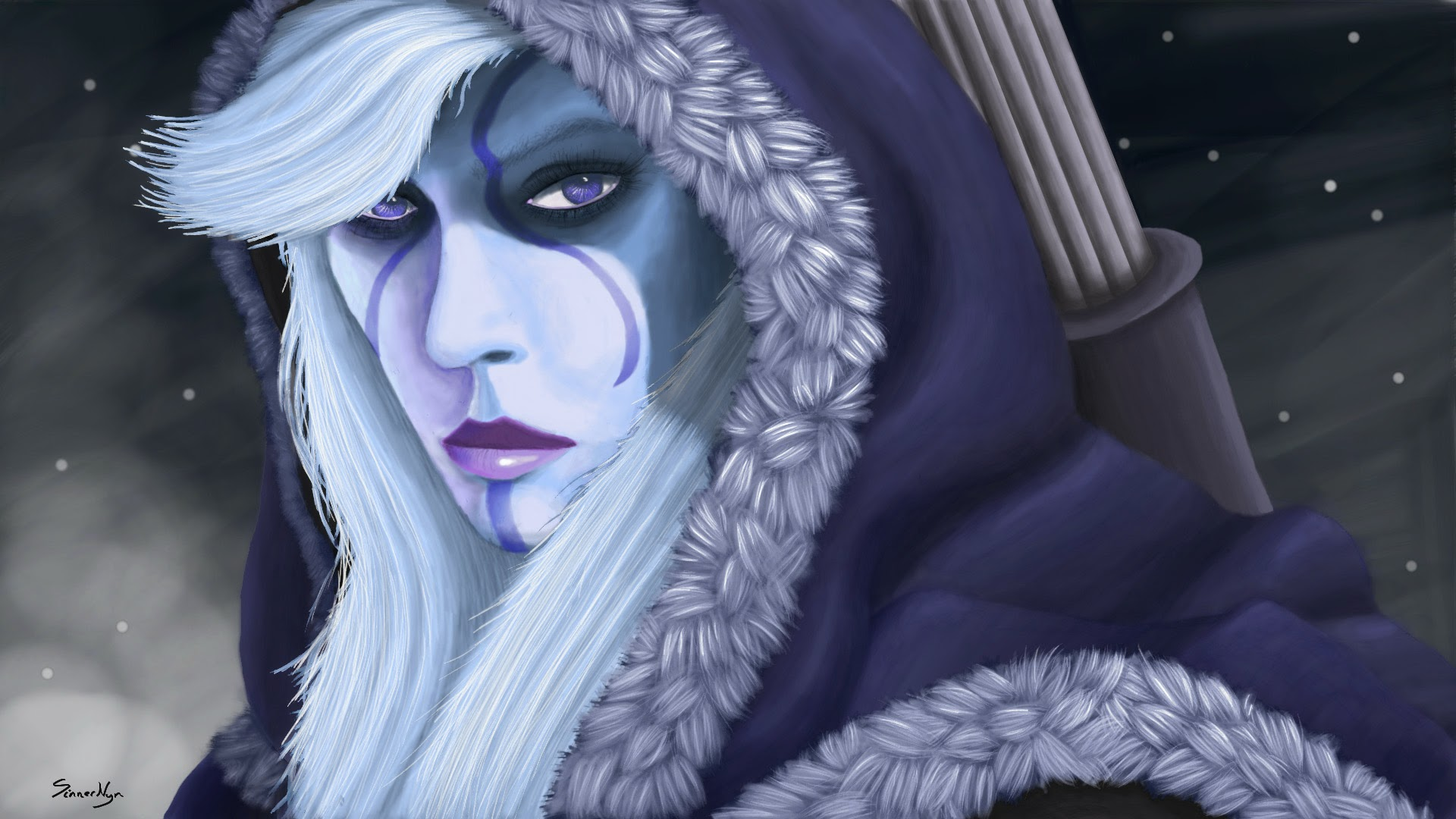 Drow Wallpaper Wallpapersafari