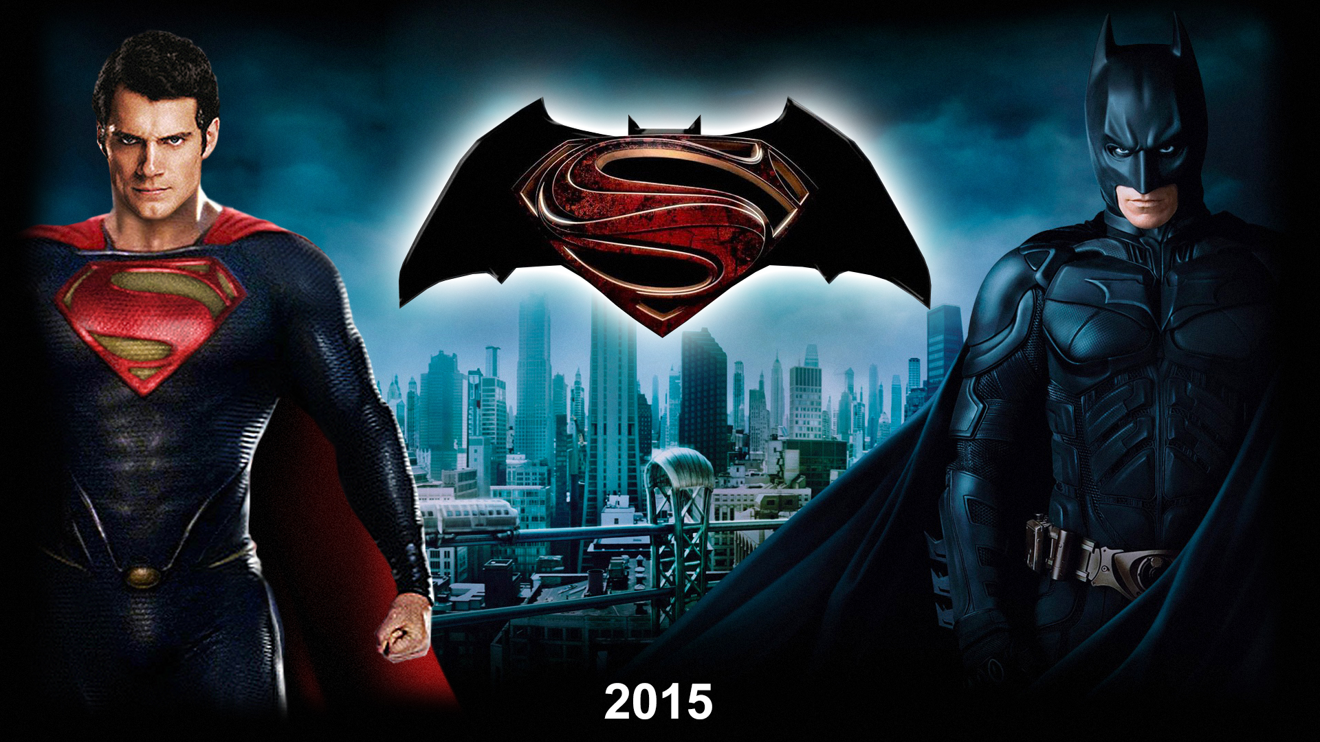 Batman VS Superman 2015 HD Wallpaper Batman VS Superman 2015 HD 1920x1080