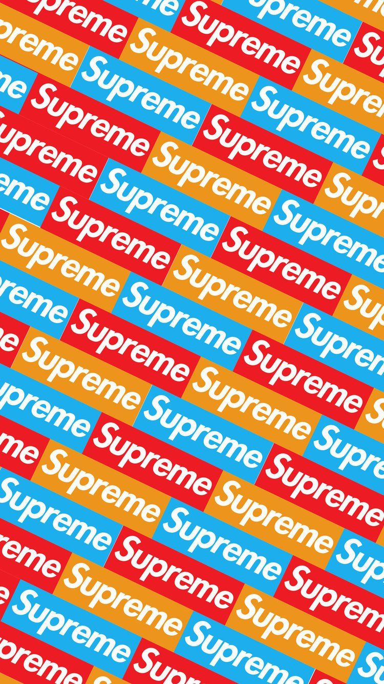 45 Supreme Iphone Wallpaper Live On Wallpapersafari