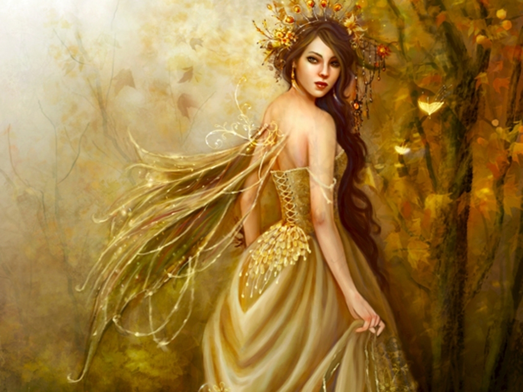 Fairy Desktop Wallpaper HD wallpaper background 1024x768