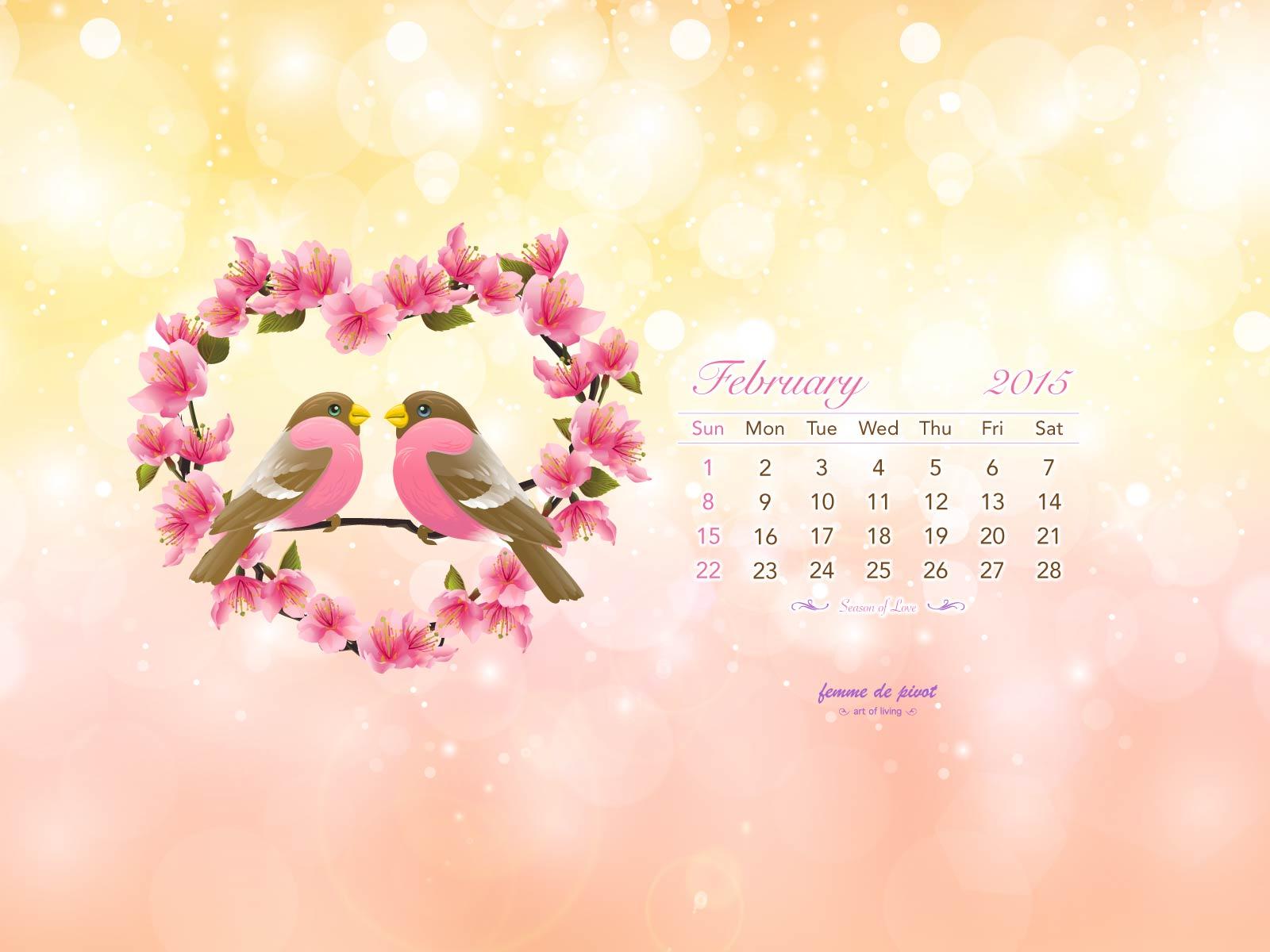 Desktop Calendar Wallpaper 1600x1200