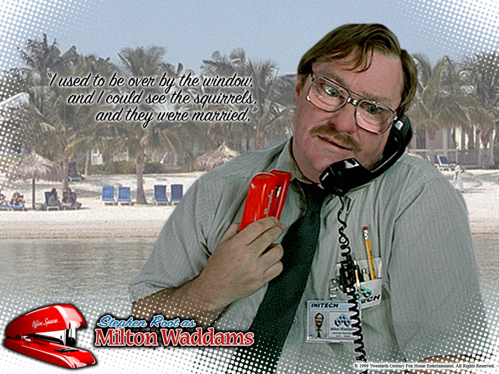 Related Pictures office space wallpaper background office desktop ...