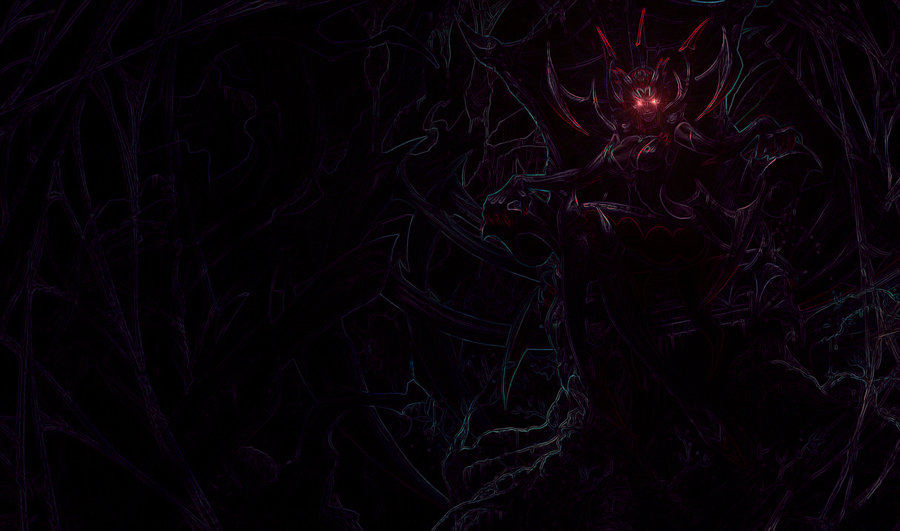 Elise The Spider Queen Wallpaper Elise by palkia1208 900x531