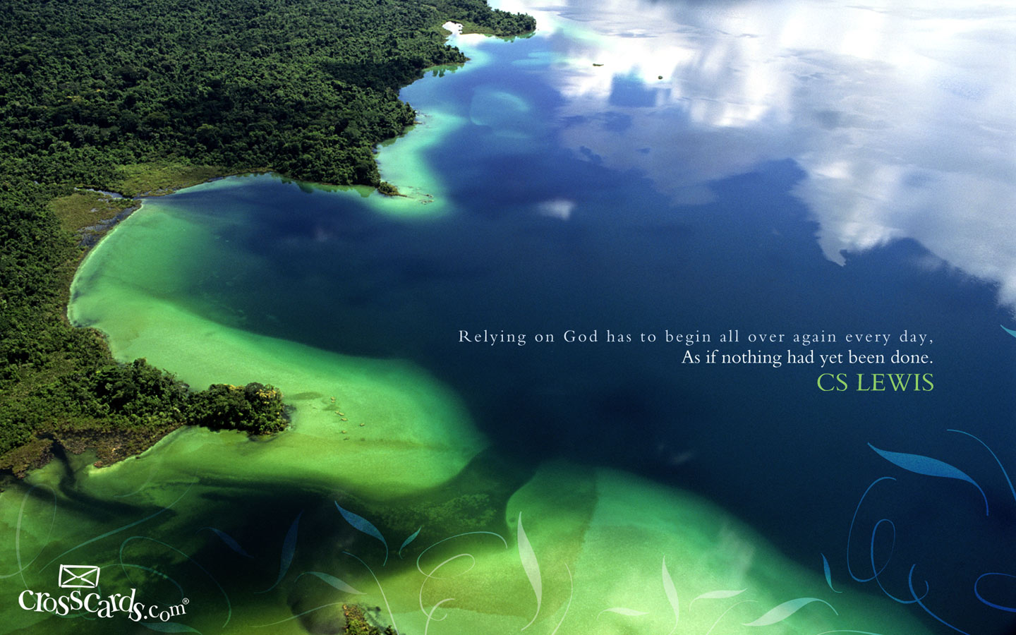 Relying on God Wallpaper   Christian Wallpapers and Backgrounds 1440x900