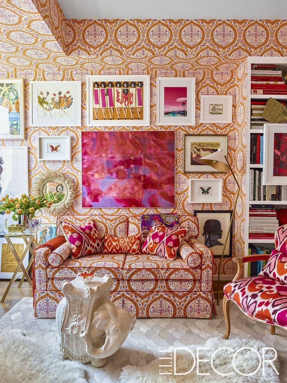 30 Modern Wallpaper Design Ideas   Colorful Designer Wallpaper for 980x1306