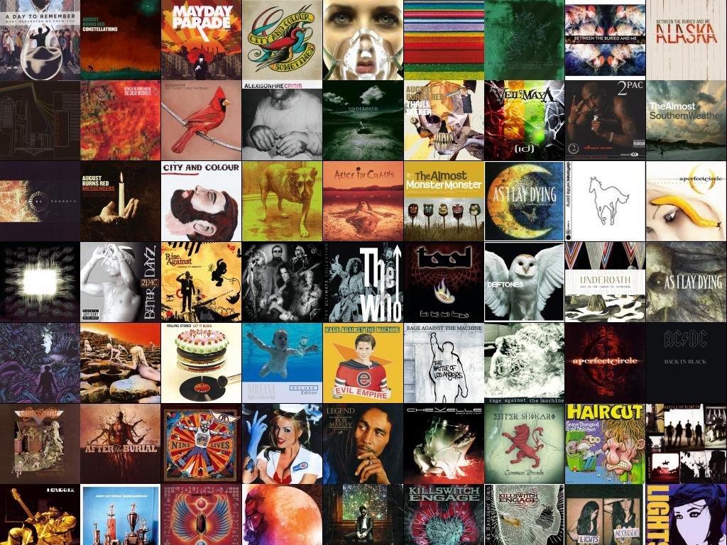 Tom Petty And Heartbreakers Tiled Desktop Wallpaper 1024x768