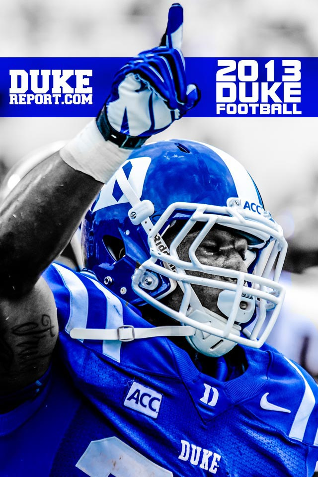Duke Football Wallpapers 640x960