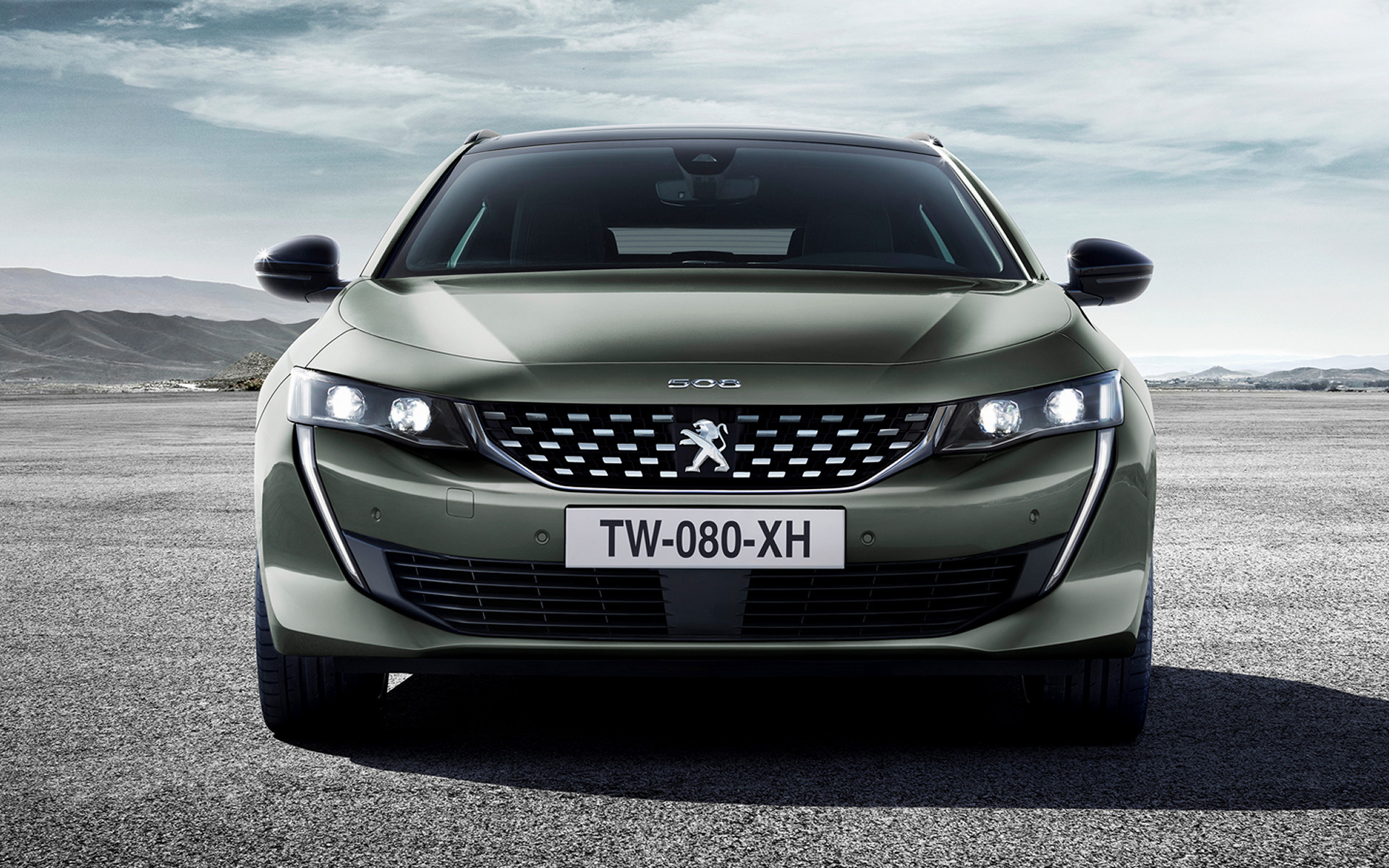 2018 Peugeot 508 SW GT   Wallpapers and HD Images Car Pixel 1920x1200