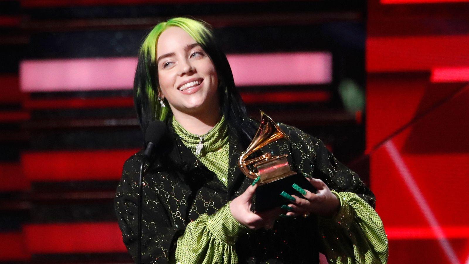2020 Grammy Awards Complete winners list   ABC News 1600x900