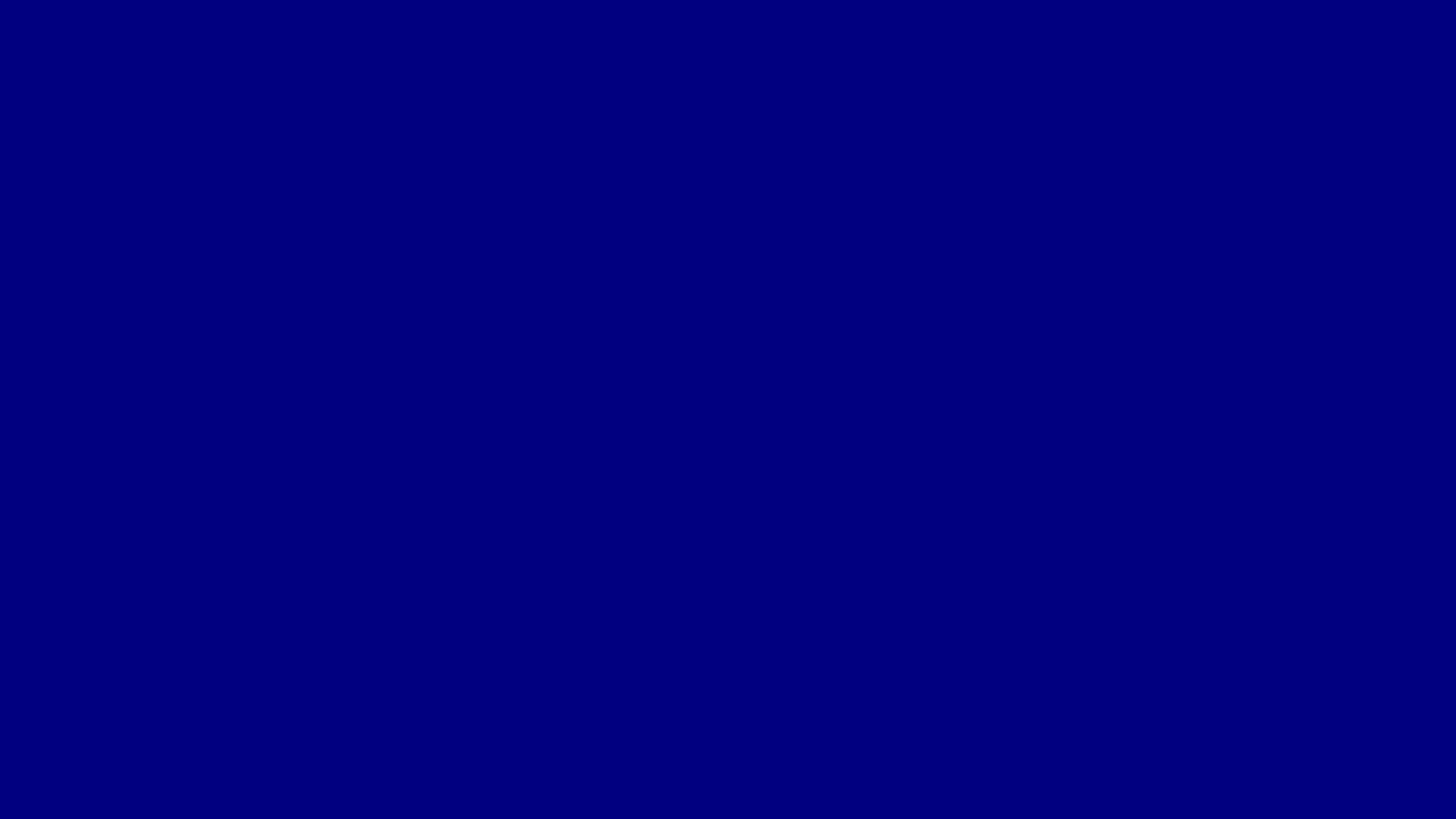 1920x1080 resolution Navy Blue solid color background view and 1920x1080