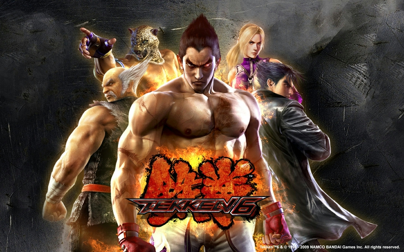 Category Video Games Hd Wallpapers Subcategory Tekken Hd Wallpapers 800x500