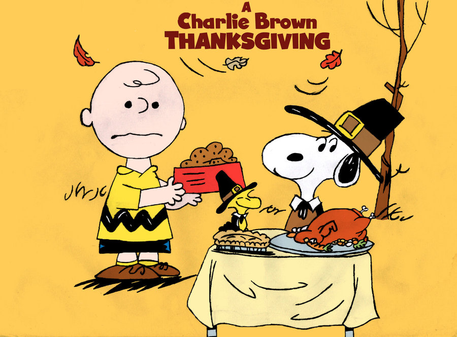 Charlie Brown Thanksgiving by Heero Shuichi 900x665