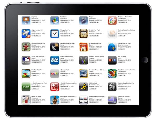 Your First Five Apps on Your iPad 9to5iPad 600x462