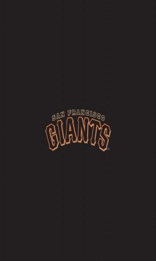 View bigger   San Francisco Giants Wallpaper for Android screenshot 307x512