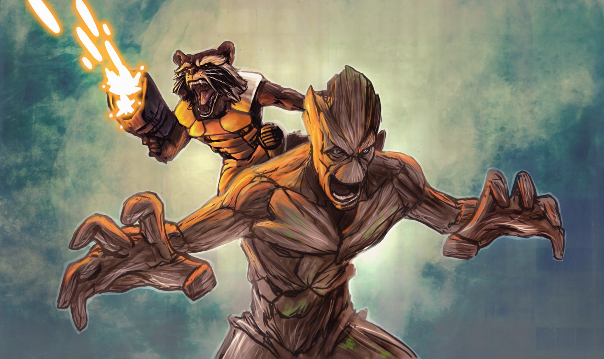 By Stephen Comments Off On Guardians Of The Galaxy Groot Wallpapers 1920x1143