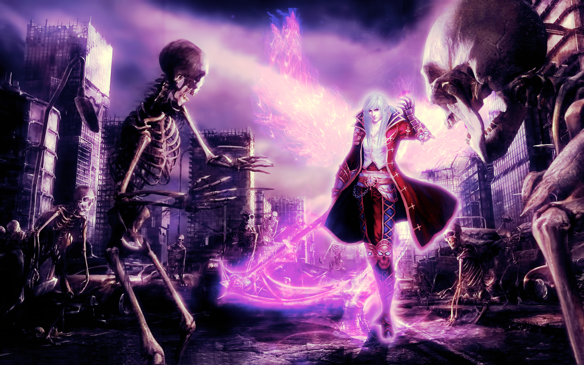 Epic Anime Backgrounds 69 Wallpapers – HD