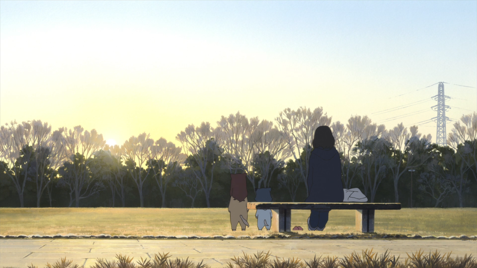 25 Ame Wolf Children HD Wallpapers Background Images 1600x900
