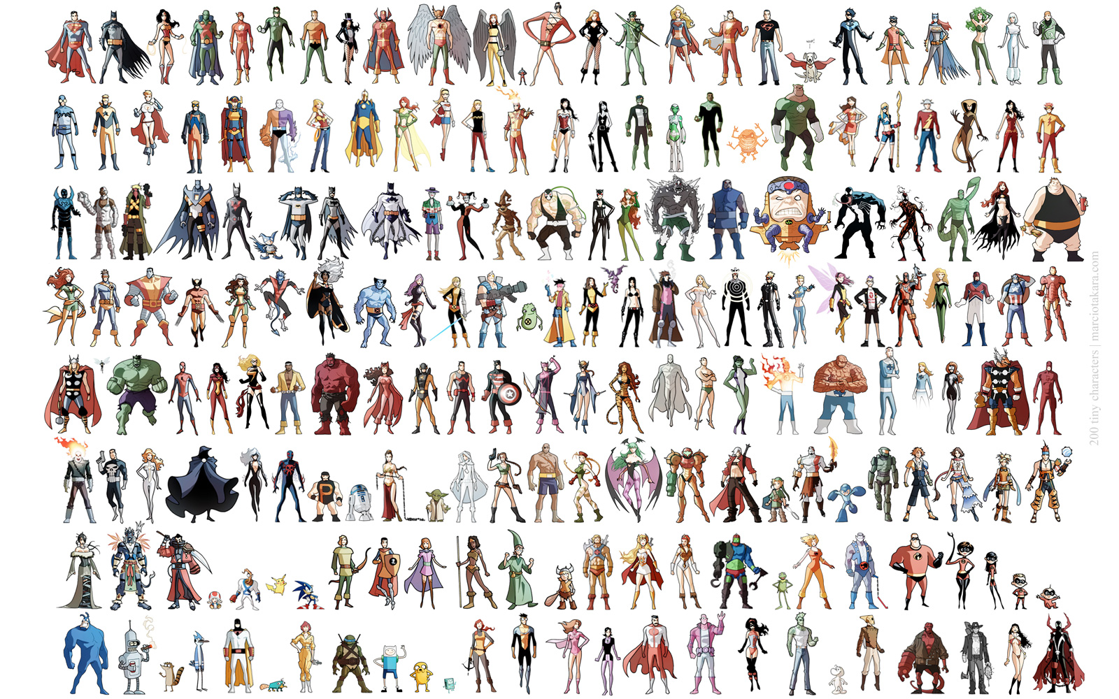 Displaying 10 Images For   Video Games Characters Names 1600x1000
