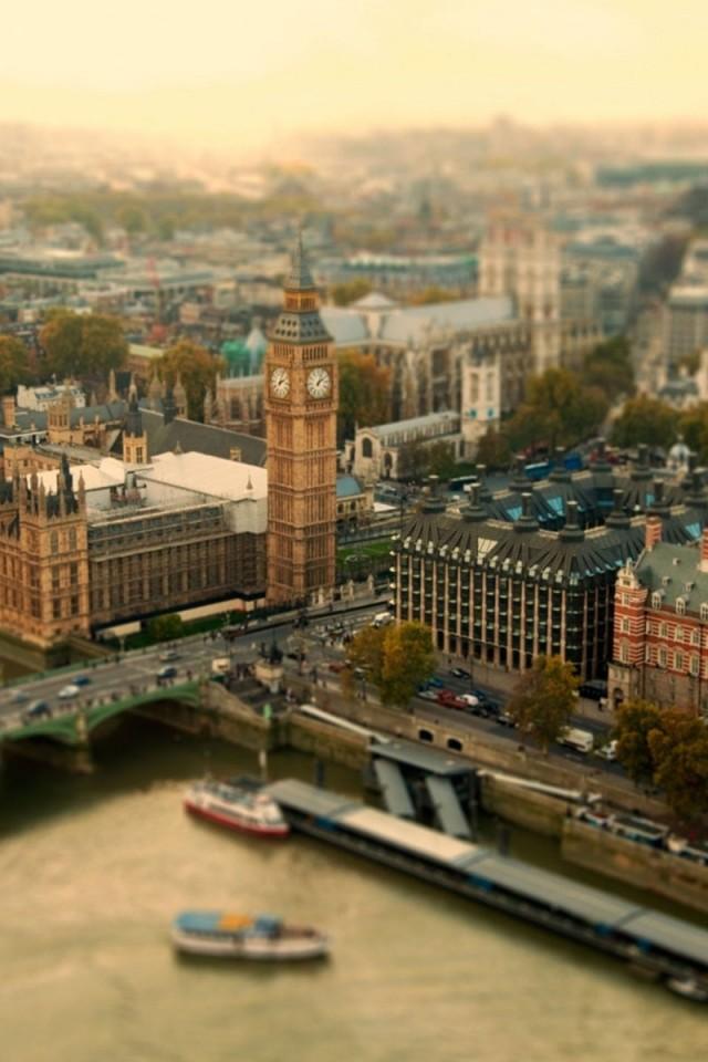 London UK Bokeh iPhone 4s Wallpaper Download iPhone Wallpapers iPad 640x960