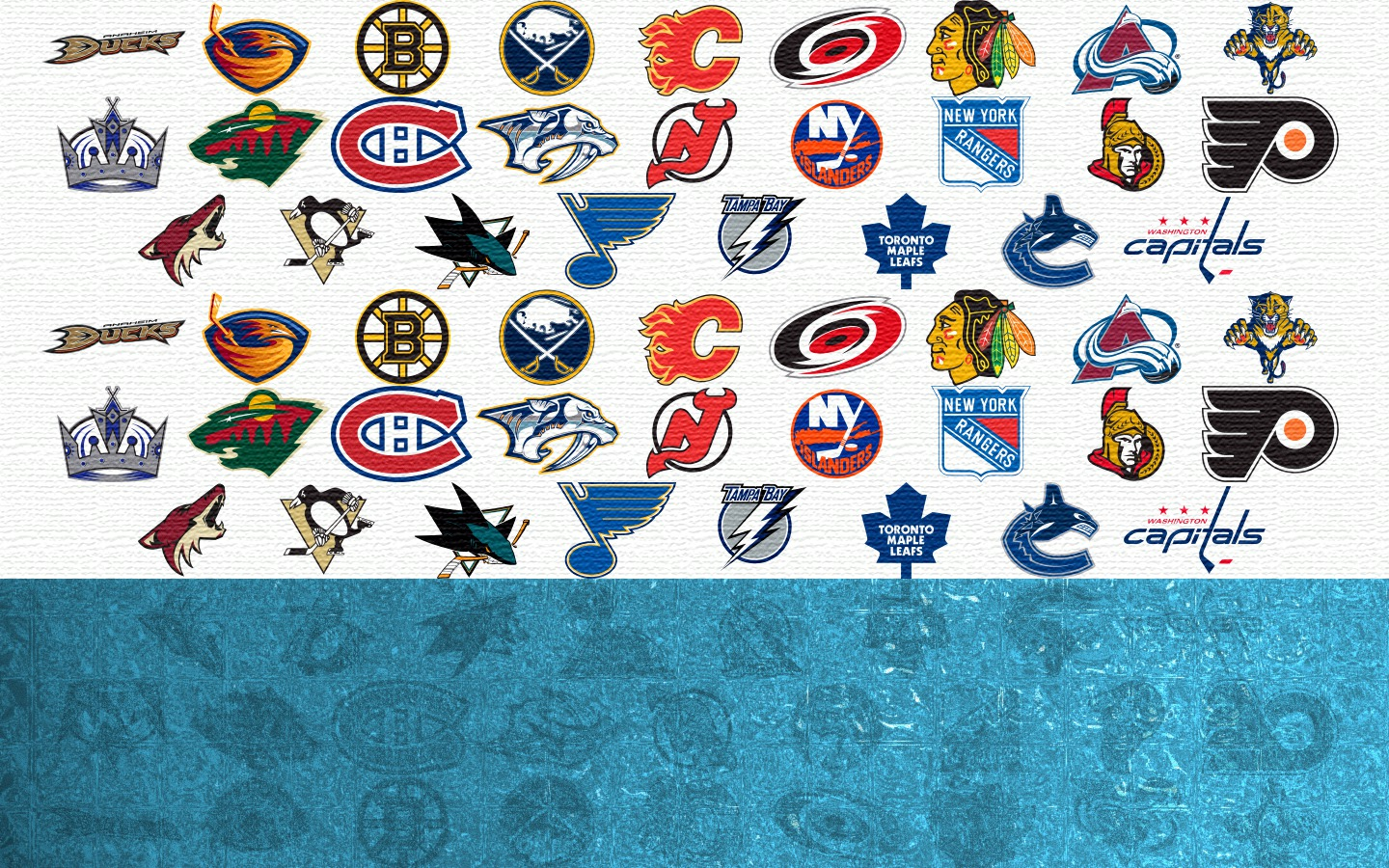 logos de la lnh Wallpaper   ForWallpapercom 1440x900