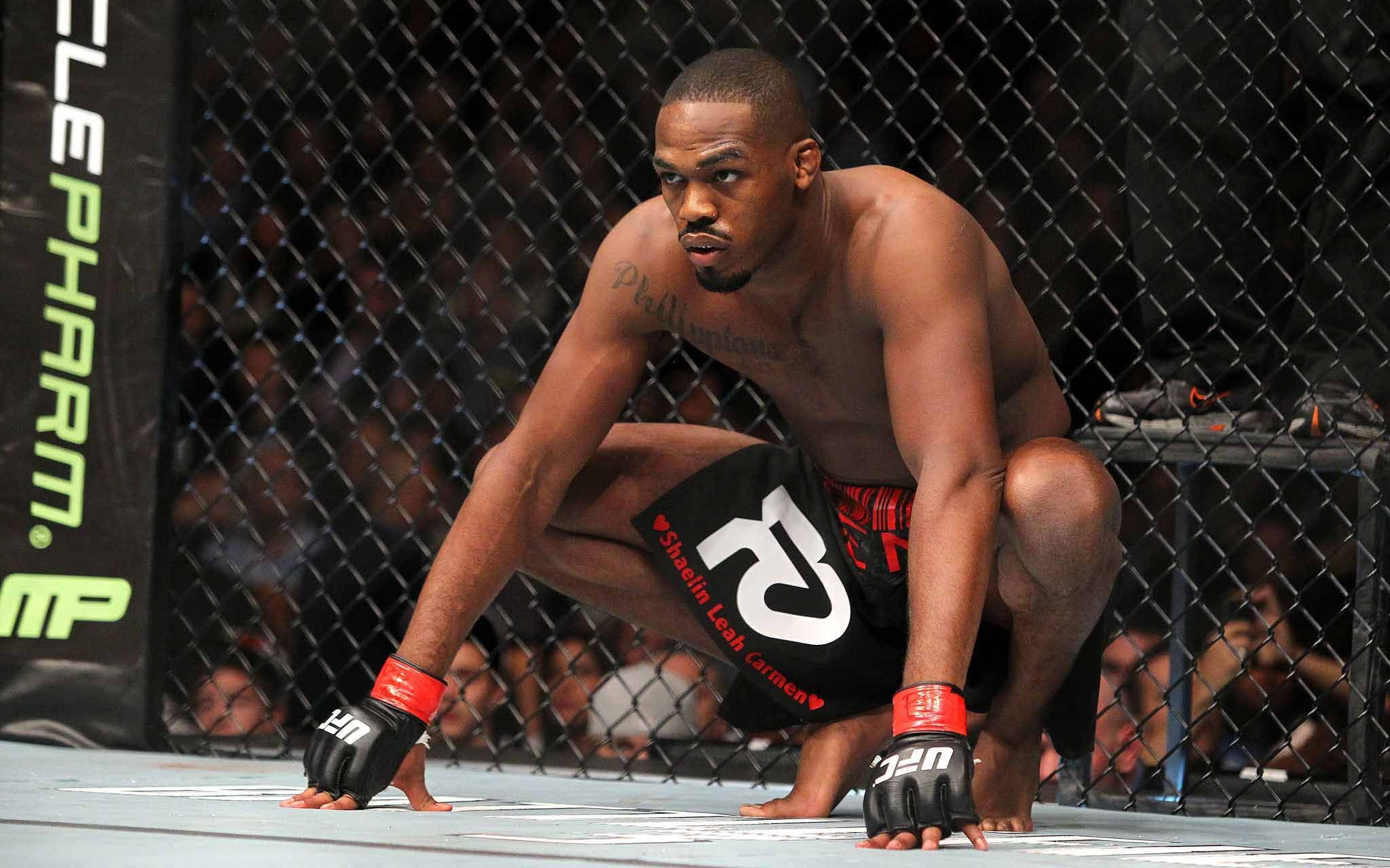 ufc mma Jon Jones hd wallpaper background for 2048x1280