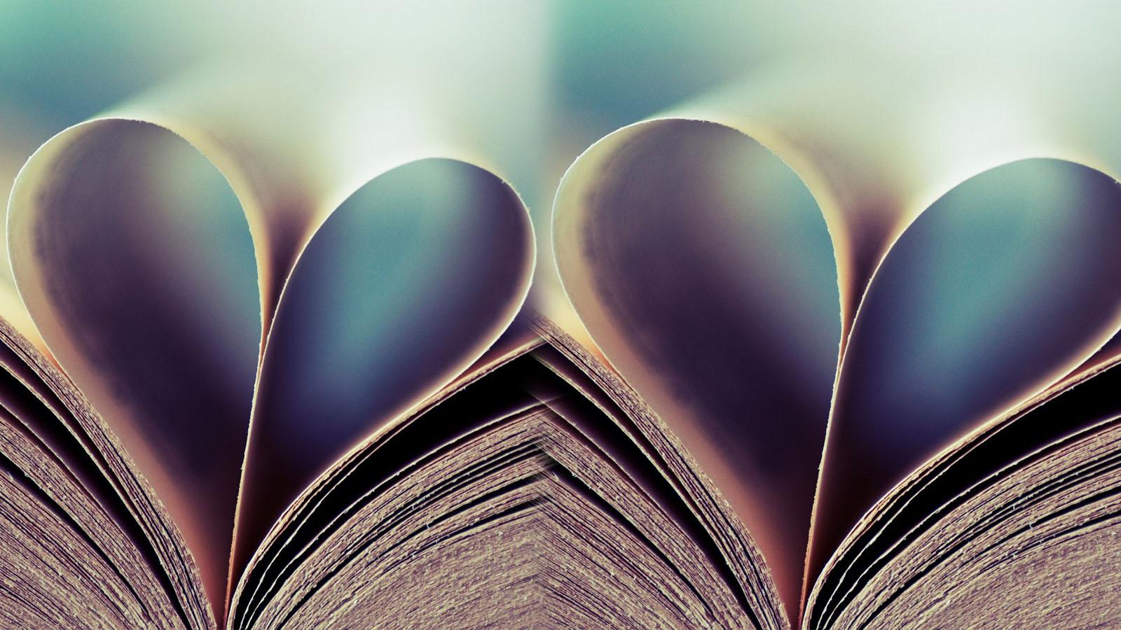 Book Love Twitter Background by MrRiz 1600x900