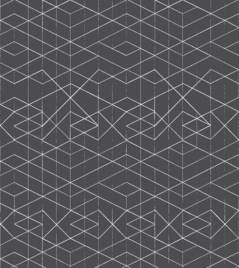Geometric Wallpaper Made in USA Old New House Wallpaper nh00226 490x550