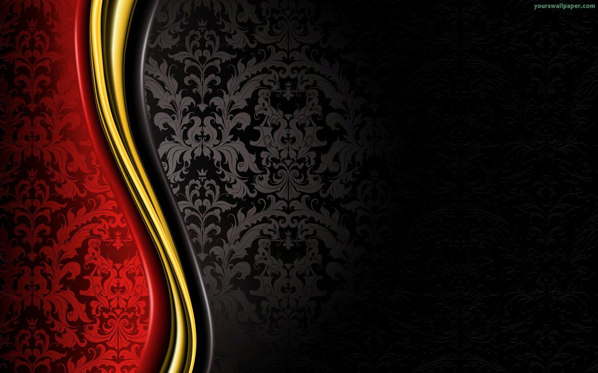 46 Red And Black Wallpaper Designs On Wallpapersafari