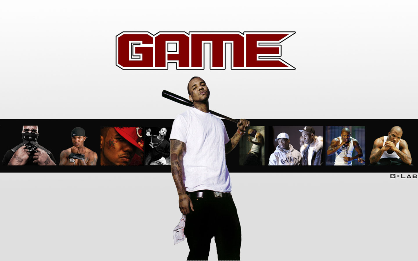 The Game Rapper Logo 14381 Hd Wallpapers in Games   Imagescicom 1440x900