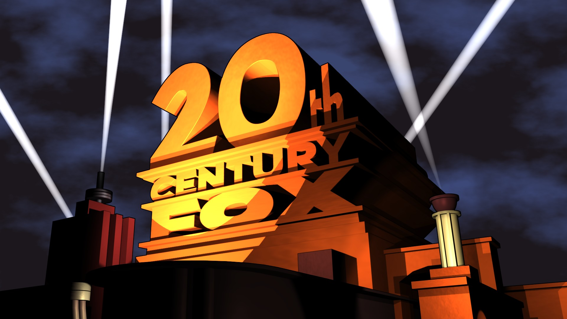 My own version of the 20th Century Fox logo 2 IMG by 20thCenturyDogs 1920x1080