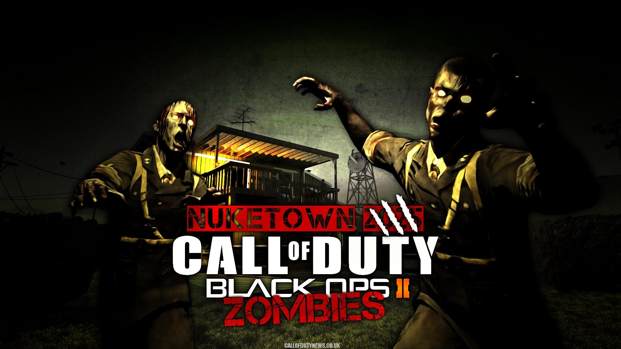 Call of Duty Black Ops 2 Zombie Exclusive HD Wallpapers 944 2048x1152