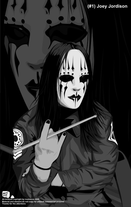 [72+] Joey Jordison Wallpaper on WallpaperSafari  Joey Jordison Drums Wallpaper