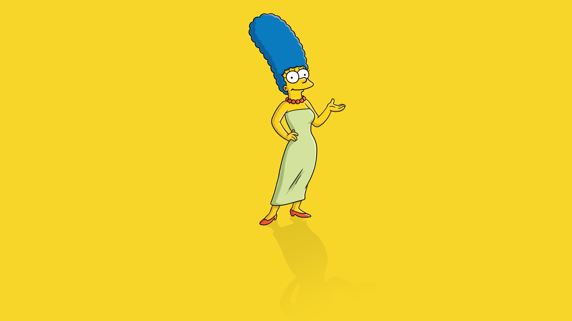 Marge Simpson   Wallpaper High Definition High Quality Widescreen 1920x1080