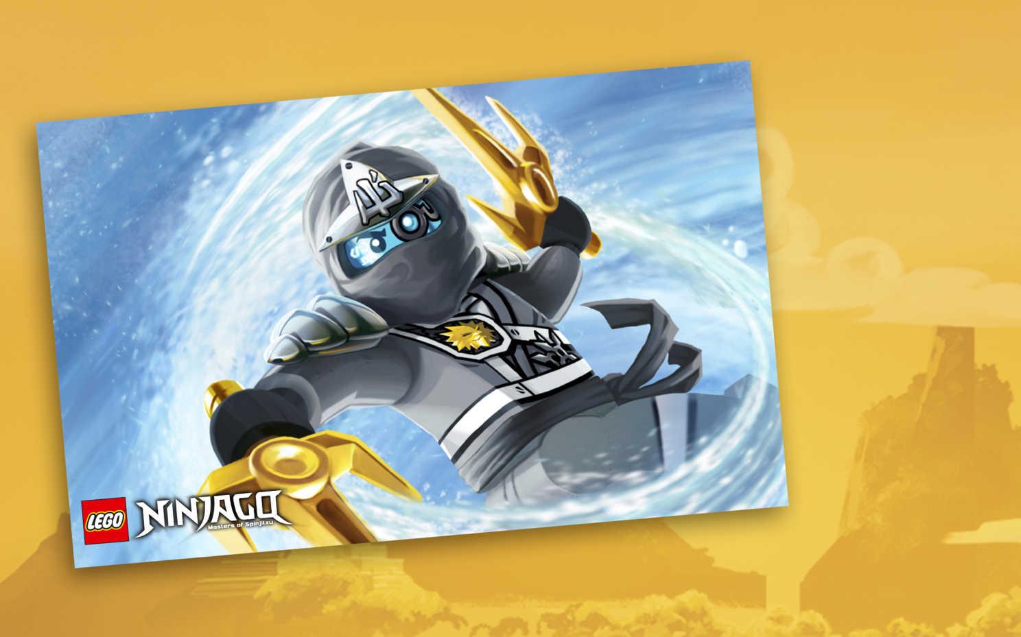 Zane   Wallpaper   Activities   Ninjago LEGOcom 1488x929