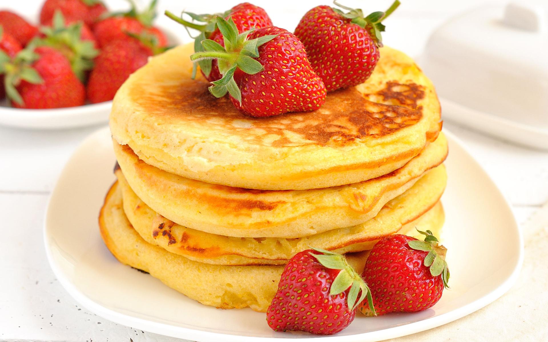 Pancakes Desktop Wallpaper 49919 1920x1200px 1920x1200