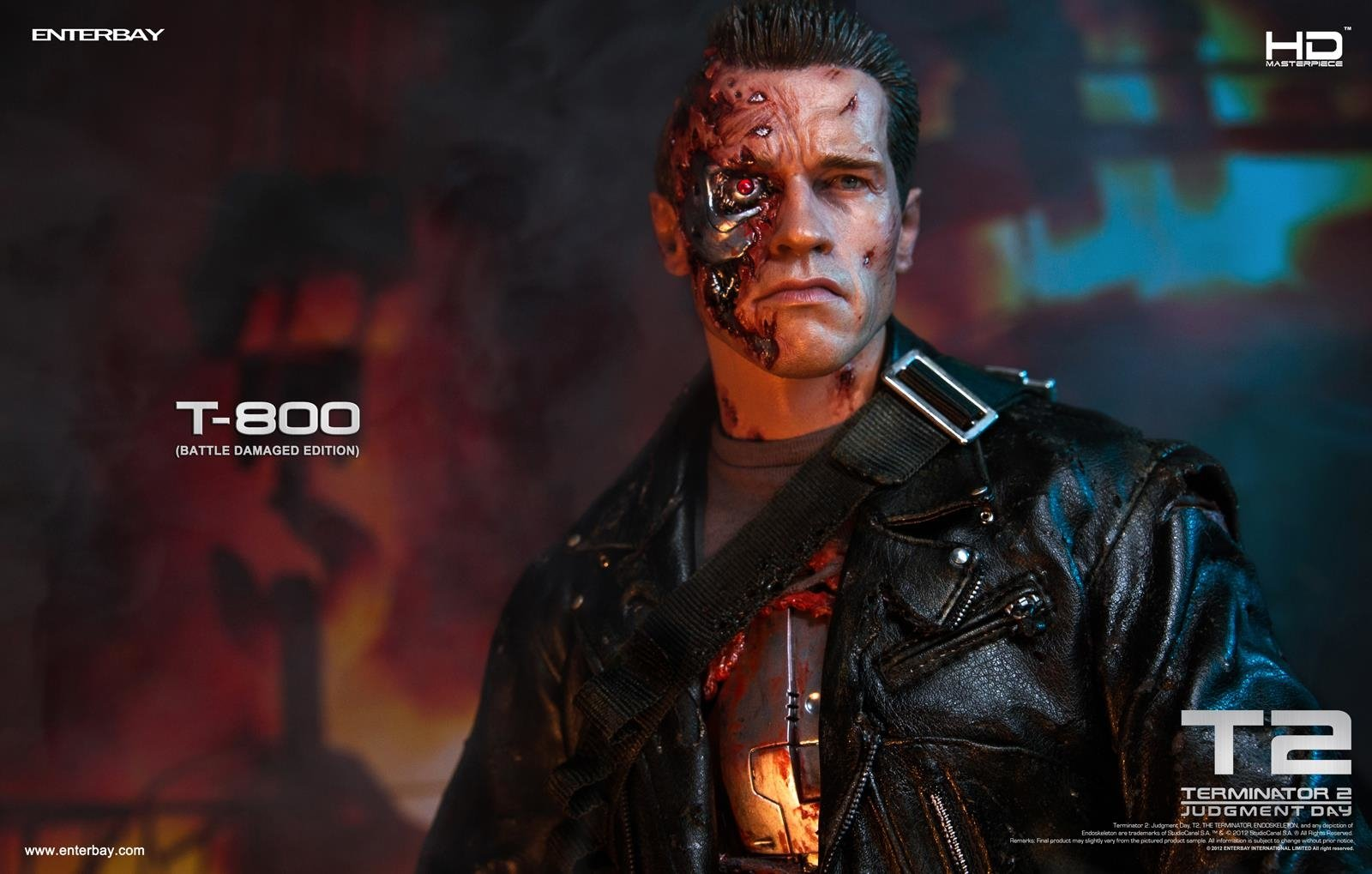 Terminator 2 Judgment Day Wallpaper and Background Image 1600x1019
