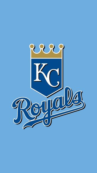Baseball   Kansas City Royals   2 iPhone 5C 5S wallpaper 325x576