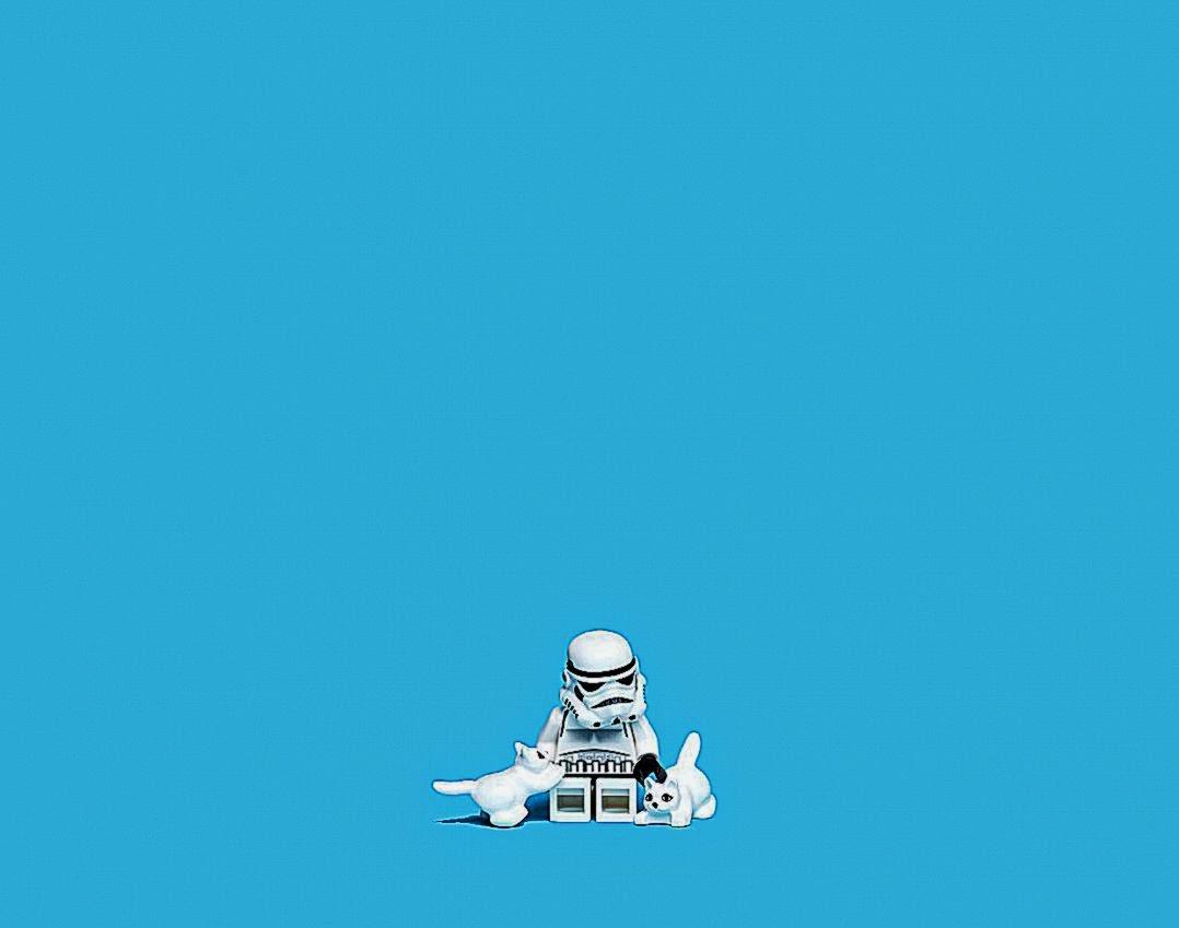 49 Funny Lego Star Wars Wallpaper On Wallpapersafari