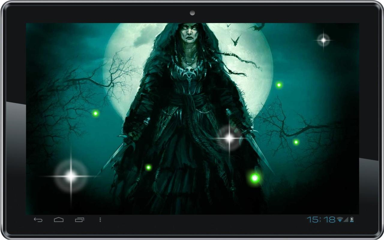 Witch Spell live wallpaper   Android Apps on Google Play 1280x800