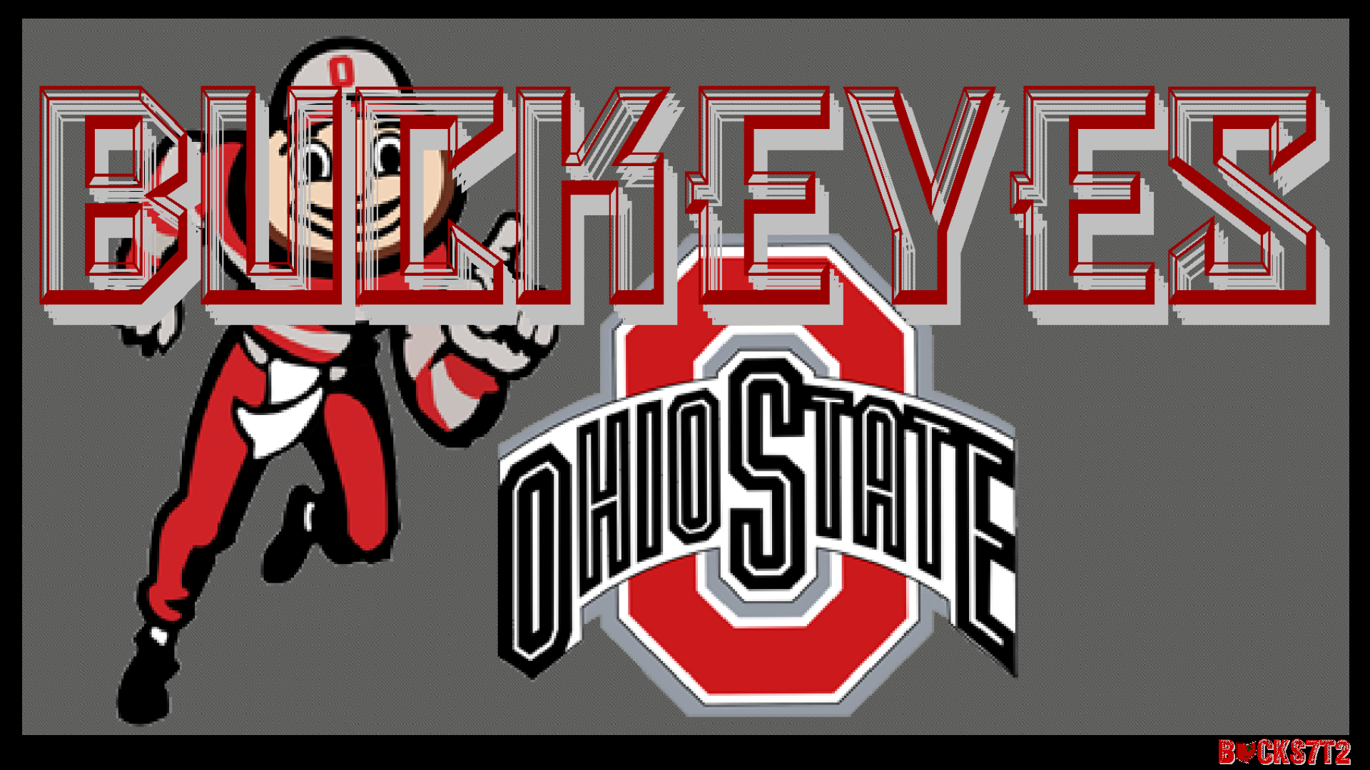 Ohio state university brutus buckeye statue - Ohio State Buckeyes Brutus Buckeye Hd Wallpaper And Background Photos