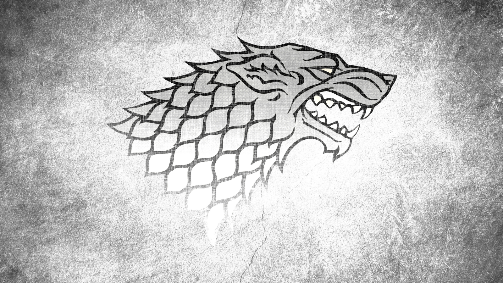 game of thrones stark by titch ix d3isvpupng 1600x900