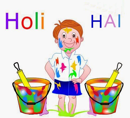 Happy Holi Animated Wallpaper For Kids Funny   Happy Holi Wallpapers 525x476