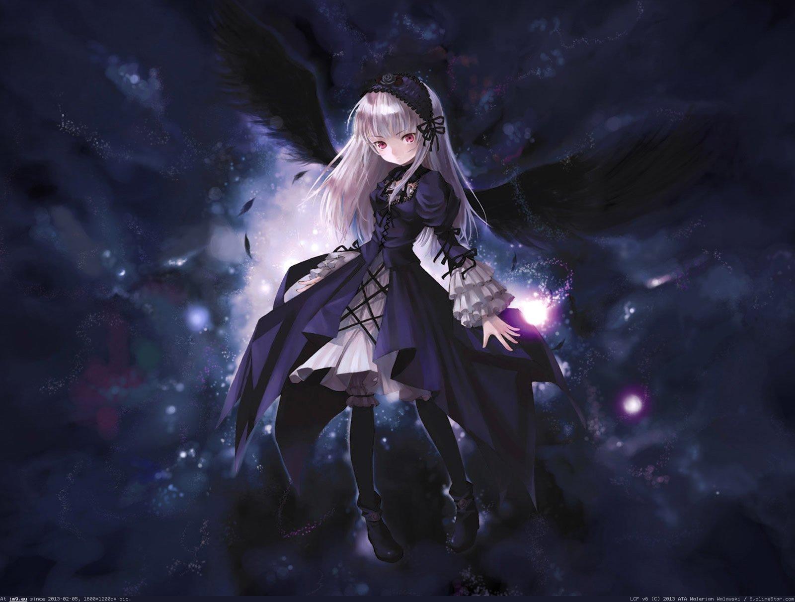 art3D backgrounds Anime Girl Wallpaper 1600X1200 0912039 HD 1600x1212
